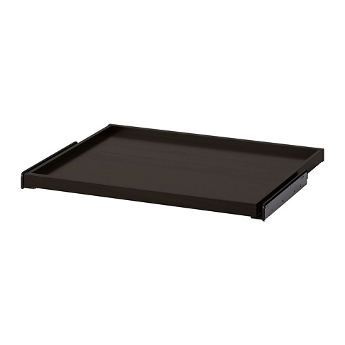 KOMPLEMENT - pull-out tray, black-brown | IKEA Hong Kong and Macau - PE733069_S4