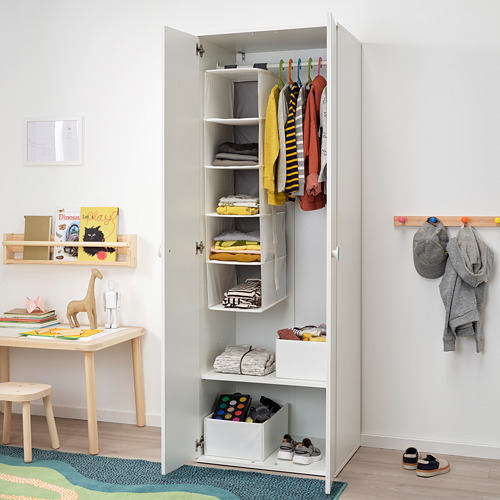 GODISHUS - wardrobe, white | IKEA Hong Kong and Macau - PE735628_S4