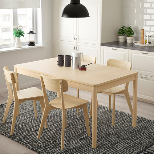 LISABO/RÖNNINGE - table and 4 chairs, birch/ash | IKEA Hong Kong and Macau - PE787679_S4