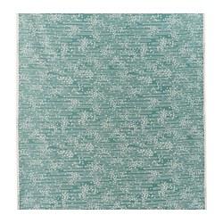 ÄNGSMOTT - 布料, 灰湖水綠色/白色 | IKEA 香港及澳門 - PE787702_S3