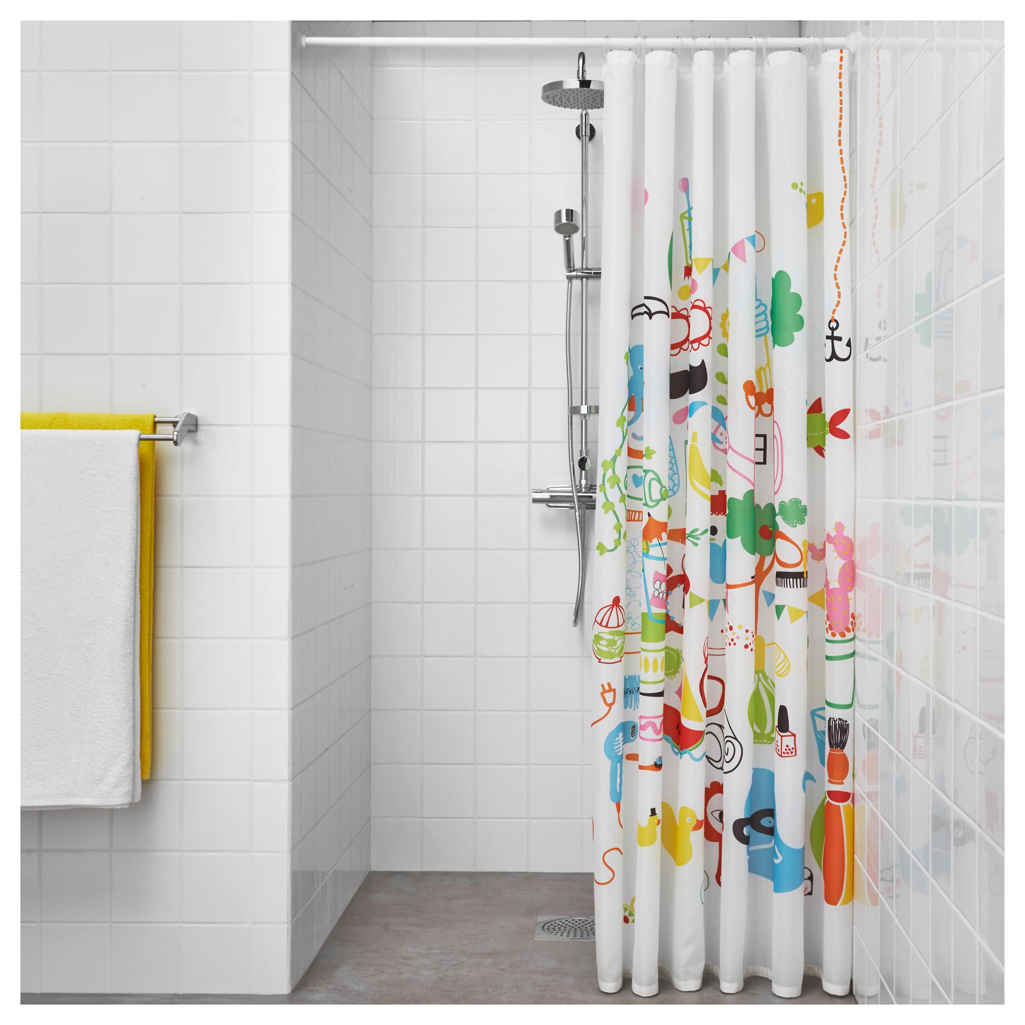 Botaren Shower Curtain Rod White Ikea Hong Kong