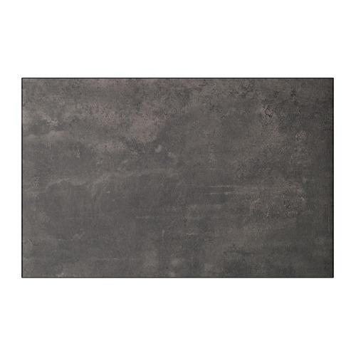 KALLVIKEN - door/drawer front, dark grey concrete effect | IKEA Hong Kong and Macau - PE689920_S4