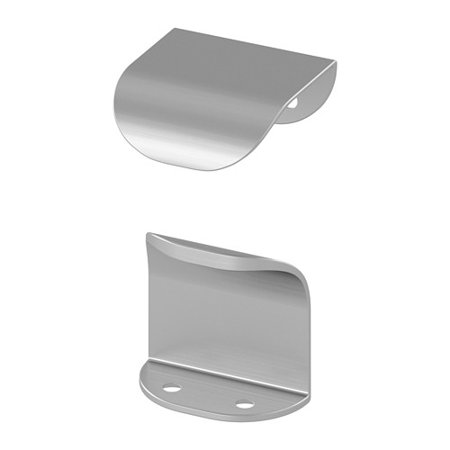 BILLSBRO - 門柄, 不銹鋼色 | IKEA 香港及澳門 - PE689926_S4