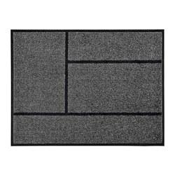 KÖGE - 門口墊, 灰色/黑色 | IKEA 香港及澳門 - PE733152_S3