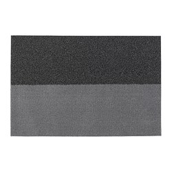 JERSIE - door mat, dark grey | IKEA Hong Kong and Macau - PE733158_S3