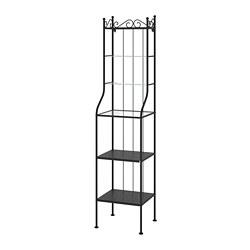 RÖNNSKÄR - 層架組合, 黑色 | IKEA 香港及澳門 - PE733292_S3