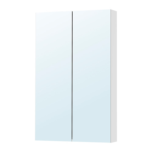 GODMORGON - mirror cabinet with 2 doors | IKEA Hong Kong and Macau - PE733318_S4