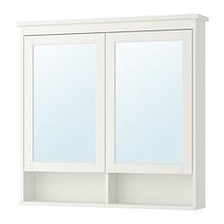 HEMNES - 雙門鏡櫃, 白色 | IKEA 香港及澳門 - PE733352_S3