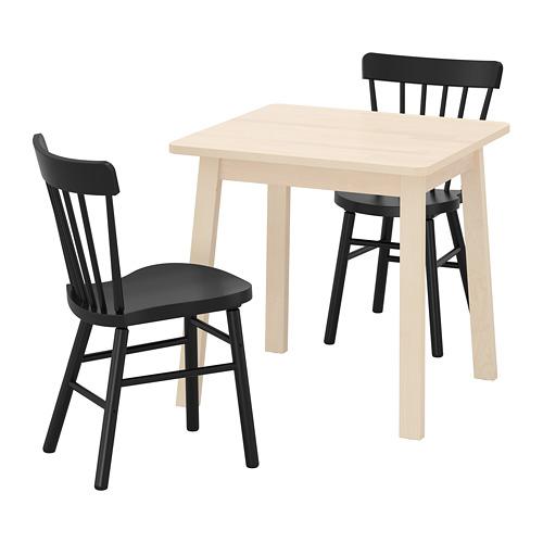 NORRARYD/NORRÅKER 一檯兩椅