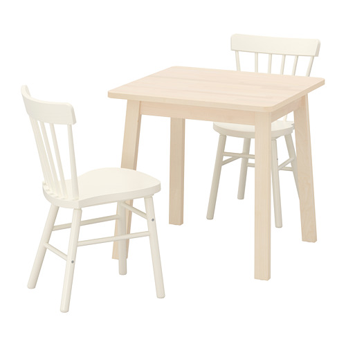 NORRÅKER/NORRARYD 一檯兩椅
