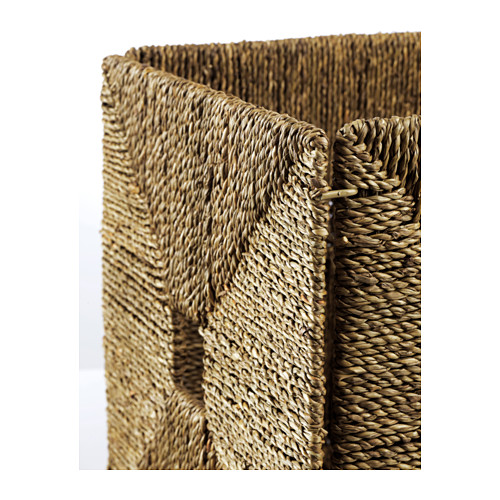 KNIPSA - basket, seagrass | IKEA Hong Kong and Macau - PE578009_S4