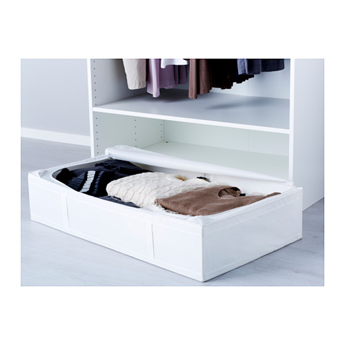 SKUBB - 貯物箱, 93x55x19 cm, 白色 | IKEA 香港及澳門 - PE578037_S4