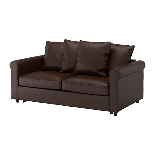 GRÖNLID - 兩座位梳化床, Kimstad 深褐色 | IKEA 香港及澳門 - PE690107_S4
