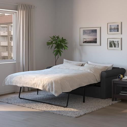 GRÖNLID - 2-seat sofa-bed, Sporda dark grey | IKEA Hong Kong and Macau - PE690119_S4