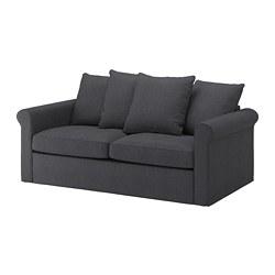 GRÖNLID - 2-seat sofa-bed, Sporda dark grey | IKEA Hong Kong and Macau - PE690097_S3