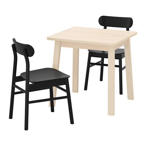 RÖNNINGE/NORRÅKER 一檯兩椅