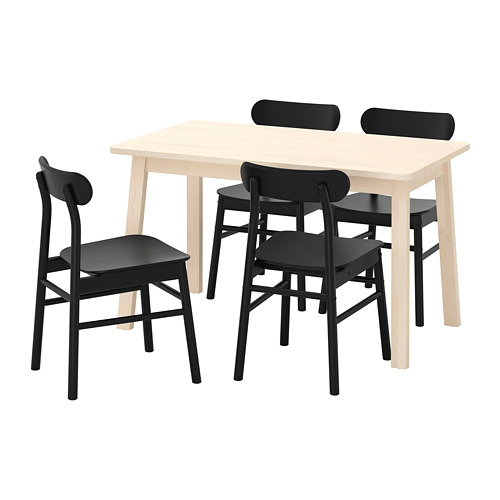 RÖNNINGE/NORRÅKER 一檯四椅