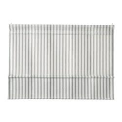 RINGBLOMMA - Roman blind, 80x160, white/green/striped | IKEA Hong Kong and Macau - PE787969_S3