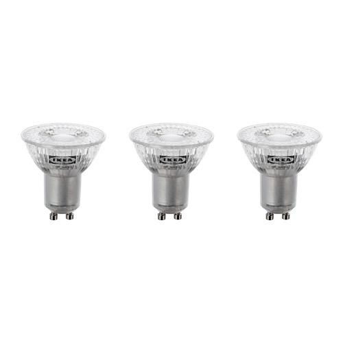 RYET LED bulb GU10 400 lumen