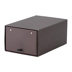 ANILINARE - 鞋盒, 深褐色 | IKEA 香港及澳門 - PE788072_S3