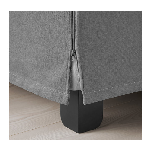 GRÖNLID - 扶手椅, Ljungen 暗灰色 | IKEA 香港及澳門 - PE690450_S4