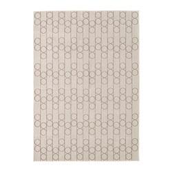 RINDSHOLM - 平織地氈, 米黃色 | IKEA 香港及澳門 - PE733554_S3