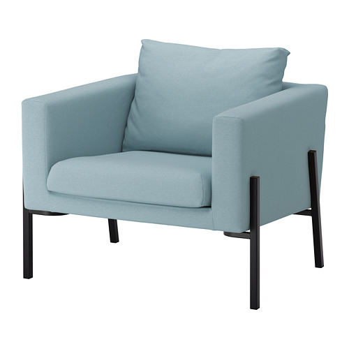 KOARP - armchair, Orrsta light blue/black | IKEA Hong Kong and Macau - PE643233_S4