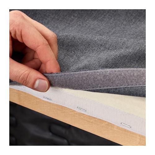 KLIPPAN - 2-seat sofa, Vissle grey | IKEA Hong Kong and Macau - PE643241_S4