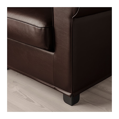 GRÖNLID - armchair, Kimstad dark brown | IKEA Hong Kong and Macau - PE690473_S4