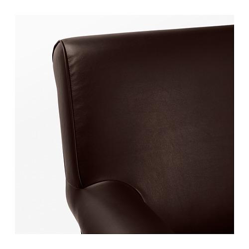 GRÖNLID - armchair, Kimstad dark brown | IKEA Hong Kong and Macau - PE690477_S4