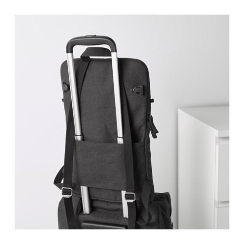 FÖRENKLA - 活輪行李箱連背包, 深灰色 | IKEA 香港及澳門 - PE643261_S4