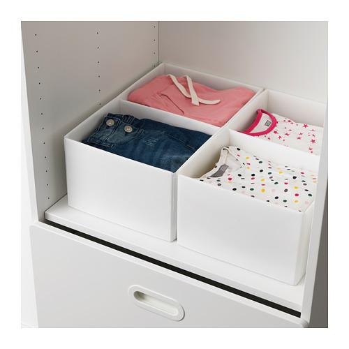 RASSLA - box with compartments, white | IKEA Hong Kong and Macau - PE690566_S4