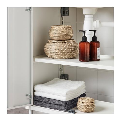 LILLÅNGEN/DYNAN 雙門洗手盆櫃