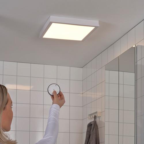 GUNNARP - LED天花/壁燈, 白色 可調式/白光光譜   IKEA 香港及澳門 - PE733601_S4
