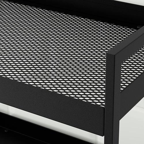 NISSAFORS - 活動几, 黑色 | IKEA 香港及澳門 - PE733704_S4