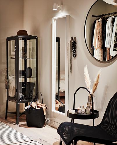 LINDBYN - 鏡, 黑色 | IKEA 香港及澳門 - PH168812_S4