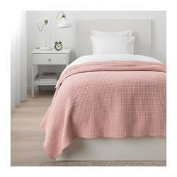 VÅRELD - 床冚, 淺粉紅色 | IKEA 香港及澳門 - PE690812_S3