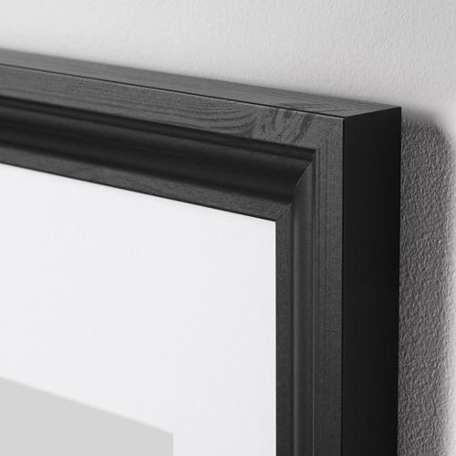 EDSBRUK - frame, black stained | IKEA Hong Kong and Macau - PE733742_S4