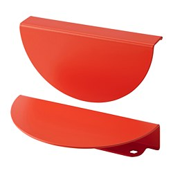 BEGRIPA - handle, orange/half-round | IKEA Hong Kong and Macau - PE775704_S3