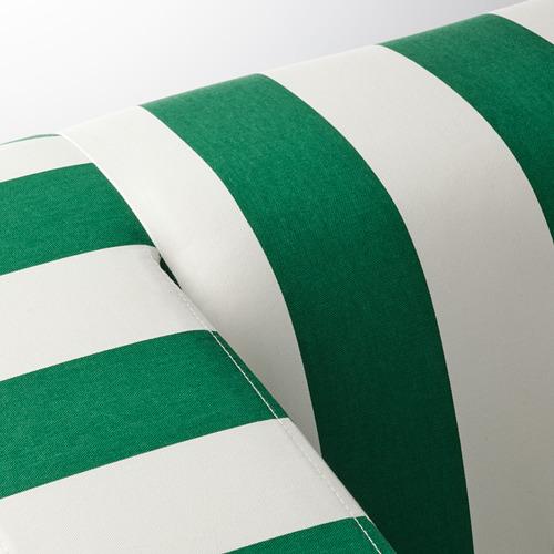 KLIPPAN - 2-seat sofa, Radbyn green/white | IKEA Hong Kong and Macau - PE788232_S4