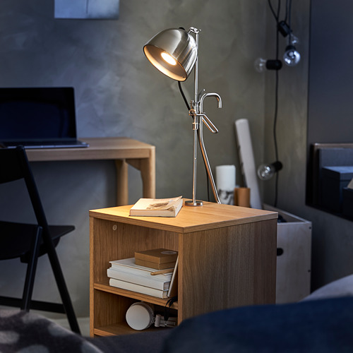 RÅVAROR clamp table lamp