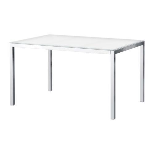 TORSBY - 檯, 鍍鉻/玻璃 白色 | IKEA 香港及澳門 - PE237355_S4