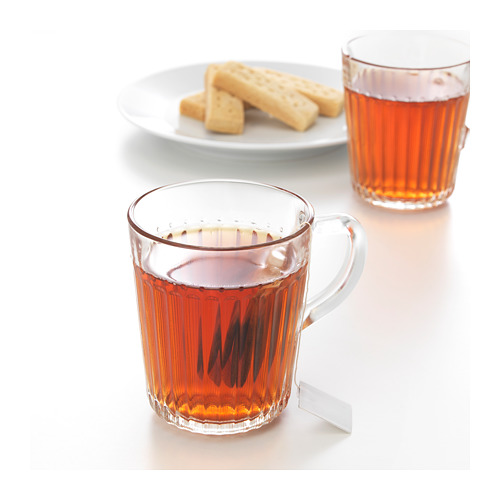 DRÖMBILD - 杯, 透明玻璃 | IKEA 香港及澳門 - PE690860_S4