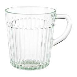 DRÖMBILD - mug, clear glass | IKEA Hong Kong and Macau - PE690858_S3