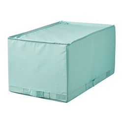 STUK - 貯物袋,  闊34x深51cmx高28cm, 淺湖水綠色 | IKEA 香港及澳門 - PE788281_S3