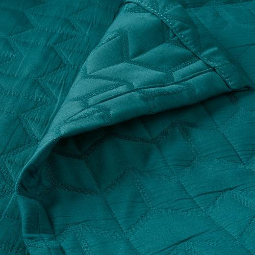 KÖLAX - bedspread, dark green   IKEA Hong Kong and Macau - PE733856_S4