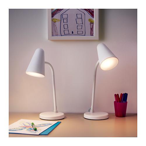 FUBBLA - LED工作燈, 白色 | IKEA 香港及澳門 - PE643630_S4
