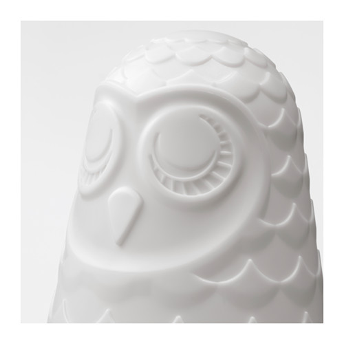 SOLBO - 座檯燈, 白色/貓頭鷹 | IKEA 香港及澳門 - PE643662_S4