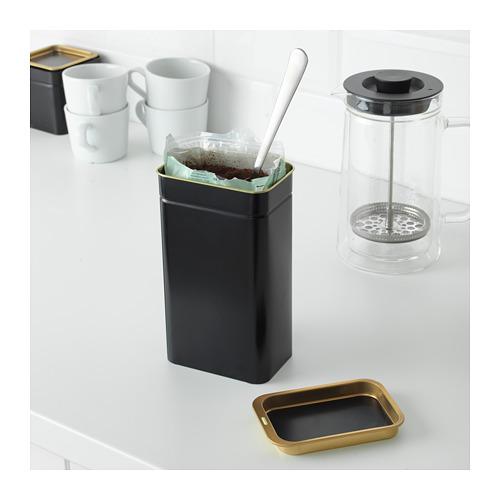 BLOMNING - coffee/tea tin | IKEA Hong Kong and Macau - PE691002_S4