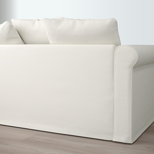 GRÖNLID - corner sofa, 4-seat, with open end/Inseros white | IKEA Hong Kong and Macau - PE669611_S4